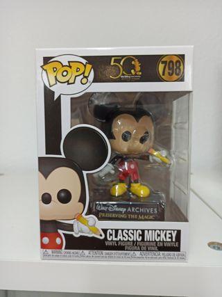 Funko Pop Classic Mickey