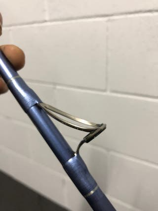 cañas de pescar daiwa sky caster II 33 hibrid