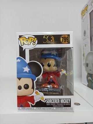 Funko Pop Sorcerer Mickey