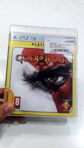 God Of War III (PS3) en Castellano