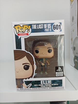 Funko Pop Ellie