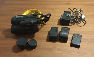 Cámara de Video 8mm SONY HANDYCAM