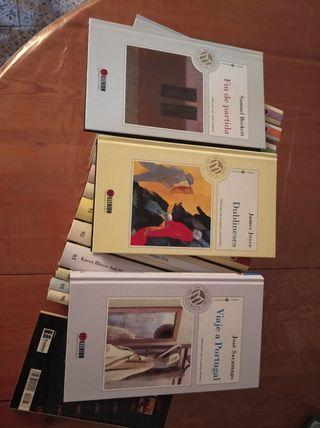 colección libros Milenium literatura universal