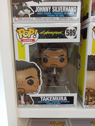 Funko Pop Takemura