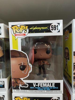Funko Pop V-Female