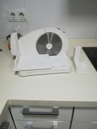 máquina cortar Fiambre