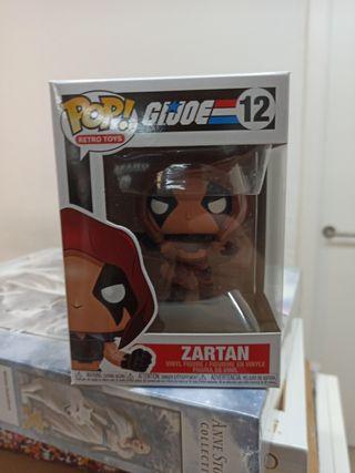 Funko Pop Zartan