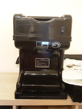 Máquina picar hielo