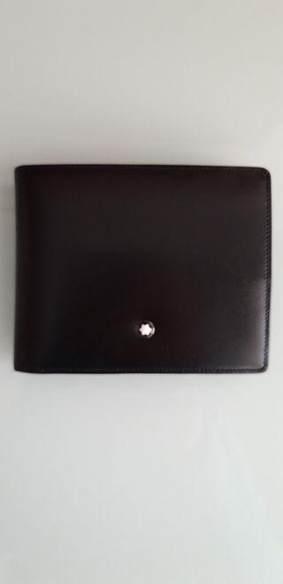 Cartera / billetera Montblanc