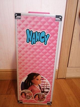 Nancy maletin de peluquería