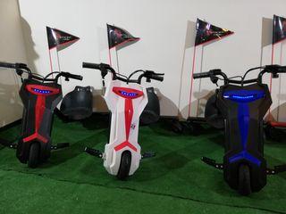 drift scooter, 350w-36v, NUEVOS