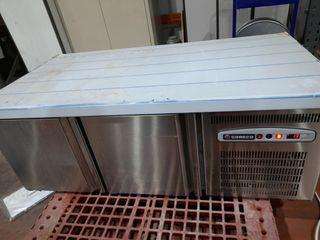 Mesa fría 2 puertas Coreco