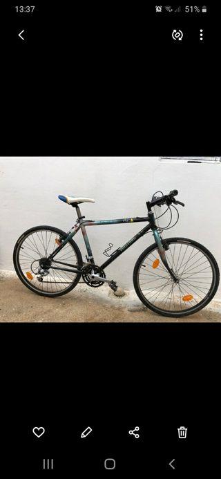 bici montaña mustang como nueva