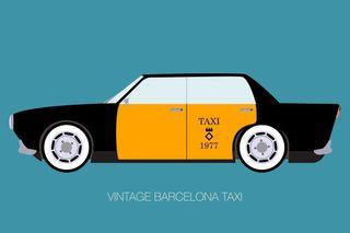 Licencia taxi Barcelona