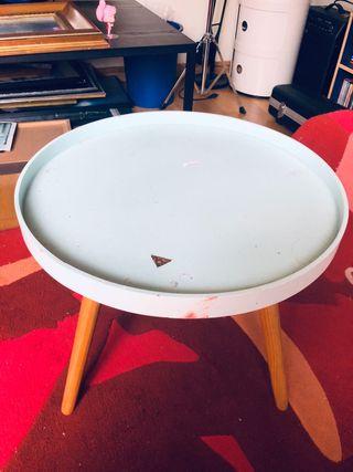 Mesa supletoria de 30 cm diam.