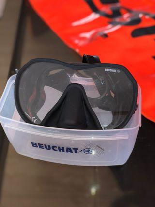 Gafas buceo Beuchat Maxlux S