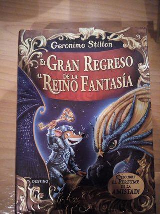 El gran regreso al libro de la fantasía