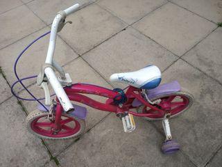 Pink Polly 14 Bike