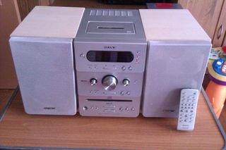 Sony CMT-GPX7