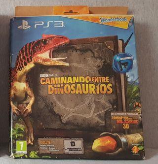 Juego play 3 CAMINANDO ENTRE DINOSAURIOS