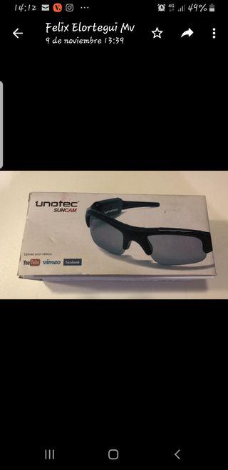 Gafas de sol con videocámara 4GB
