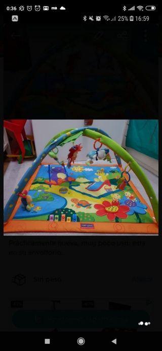 Parque gimnasio infantil de Bebé CHICCO