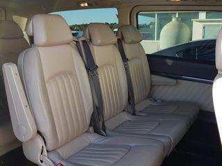 Asientos Viano W639 (Cama plegable reclinable)