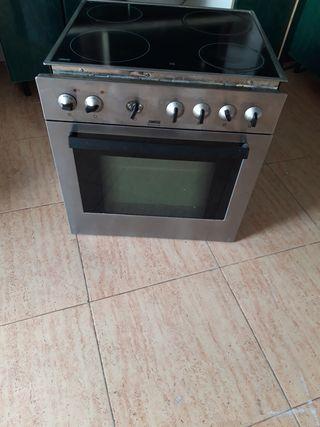 horno y cocina eléctricos