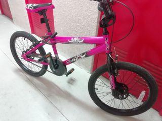 Bicicleta niña BMX