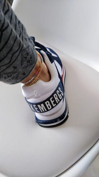 Zapatillas Bikkembergs mujer