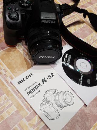 Ricoh Pentax k-s2