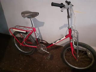bicicleta Antigua MOTORETTA GAC 1