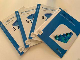 Matemàtiques 4 primària Santillana Saber fer