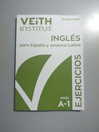 libro de ejercicios Inglés, Nivel A-1