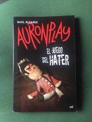 Libro El juego del hater (Auronplay)