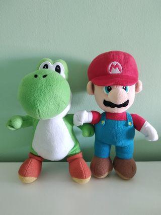 Peluches Mario Bros