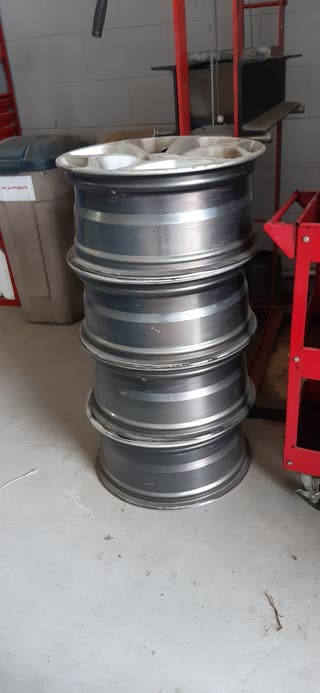 Llantas aluminio 18 pulgadas