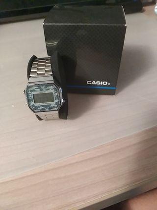Reloj Casio Militar Gris