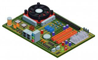 Placa Base + Procesador + Memoria
