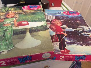 Puzzles antiguos Nancy