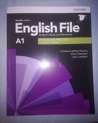 libro de inglés A1