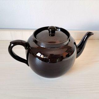 Tetera de ceramica vintage