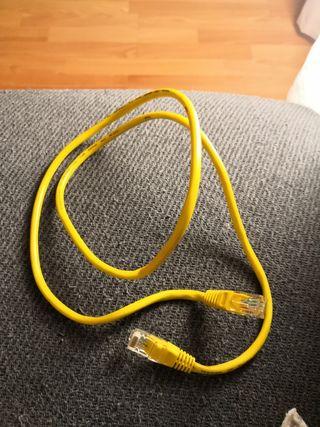 cables de red Ethernet 10 unidades