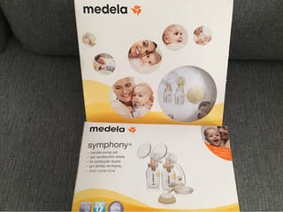 Pack sacaleches Medela Swing Maxi DOBLE