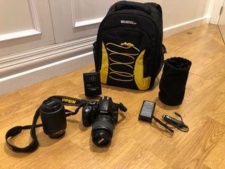 Nikon D3100 - Cámara Reflex