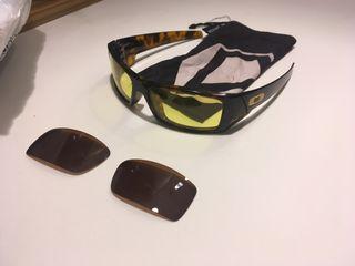 Oakley Gascan Tortoise + lentes compatibles