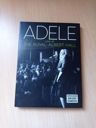 Dvd concierto Adele