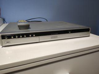 Dvd Grabador con disco duro Lg