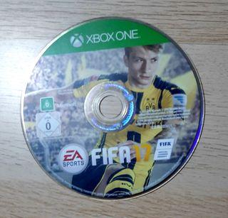 FIFA 2017 Xbox