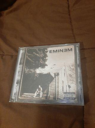 disco Eminem, the marshall mathers